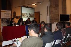 inauguración del seminario informativo en Potes