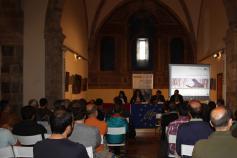 Seminario informativo del proyecto LIFE+ Urogallo cantábrico celebrado en Potes el 22 de abril de 2015