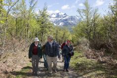 Visita a las acciones del LIFE+ Urogallo cantábrico en Picos de Europa