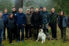 España y Escocia intercambian experiencias en la gestión del urogallo para favorecer su conservación