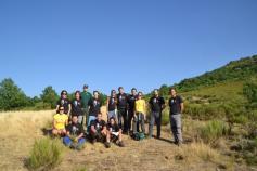 Se abre la convocatoria para participar en el programa de voluntariado del proyecto LIFE+ Urogallo cantábrico en agosto