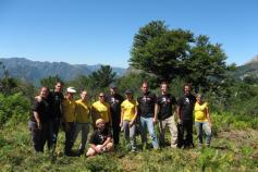 Participa en el programa de voluntariado del LIFE+ Urogallo cantábrico